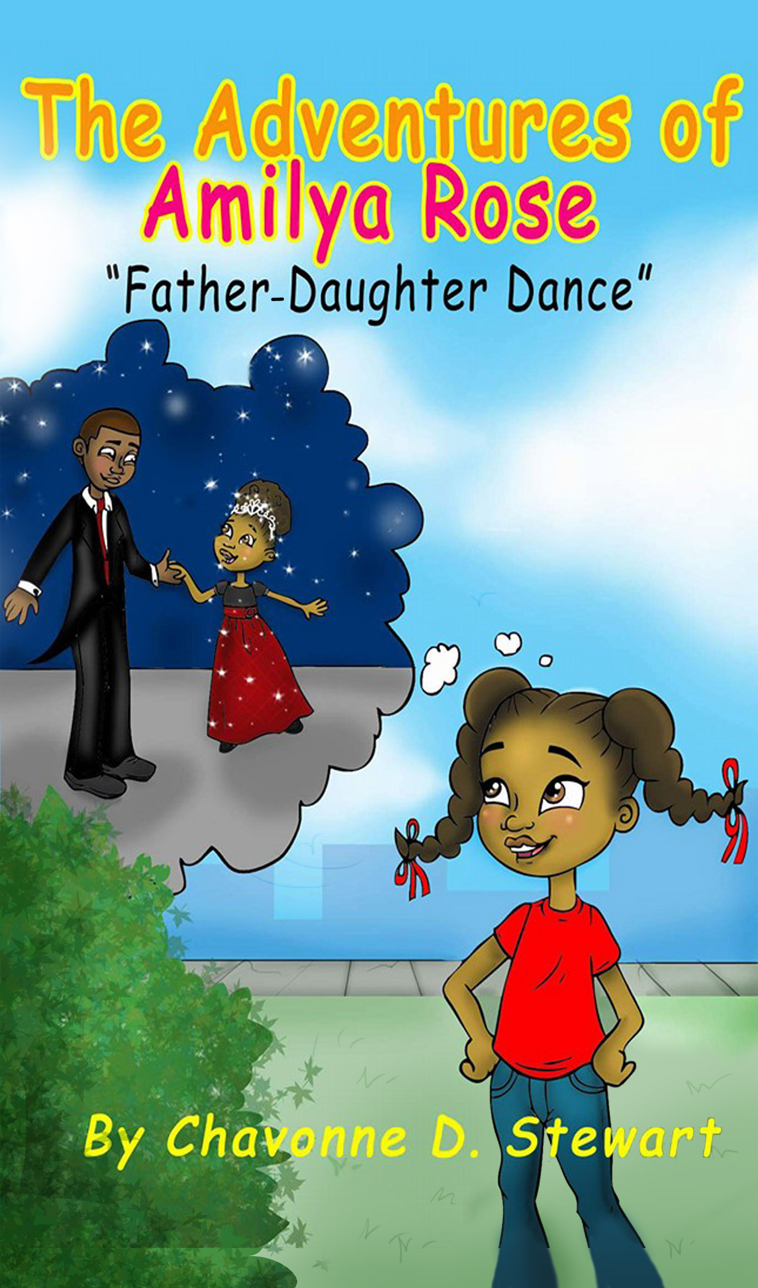 New Release: The Adventures of Amilya Rose Father Daughter Dance