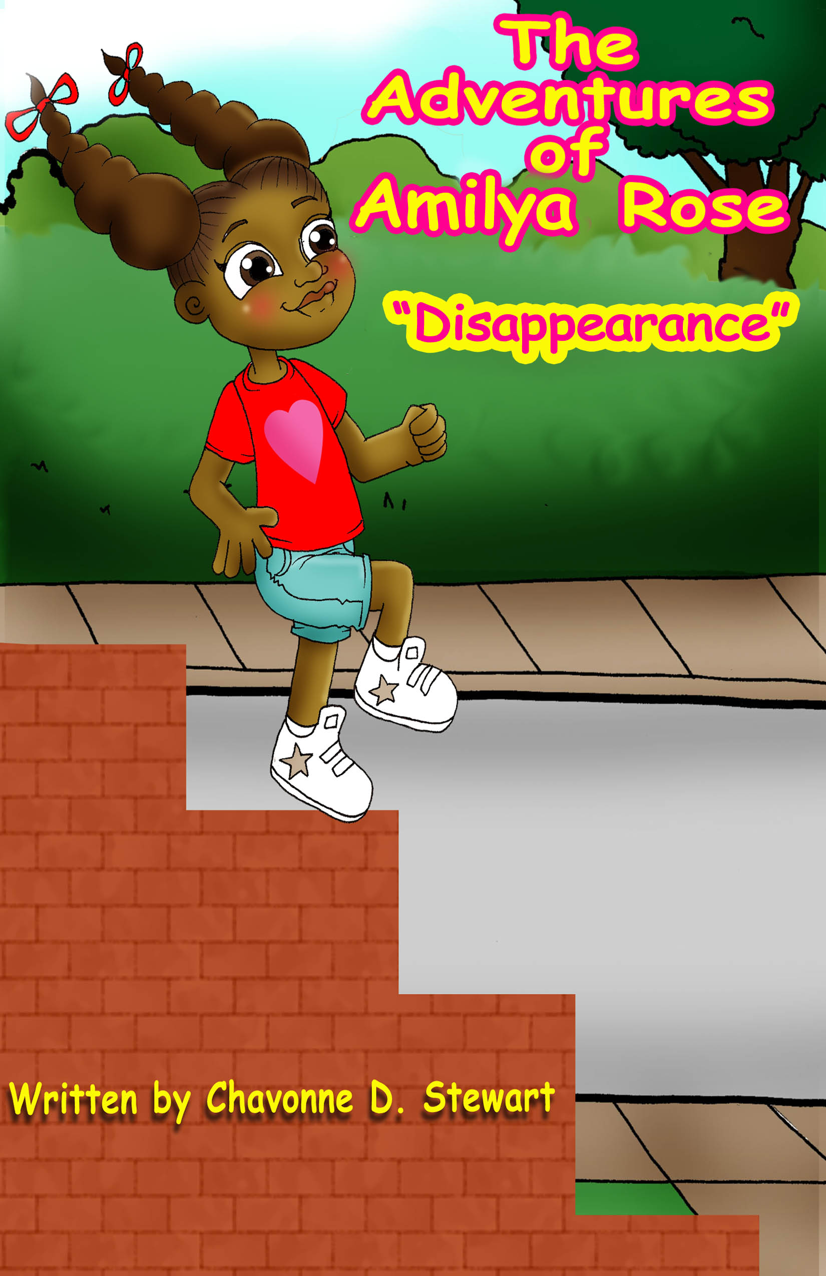 "The Adventures of Amilya Rose ""Disappearance"""