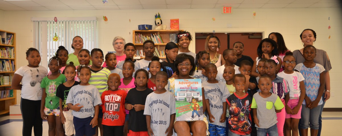 Book Reading/Signing- Alabama 2015