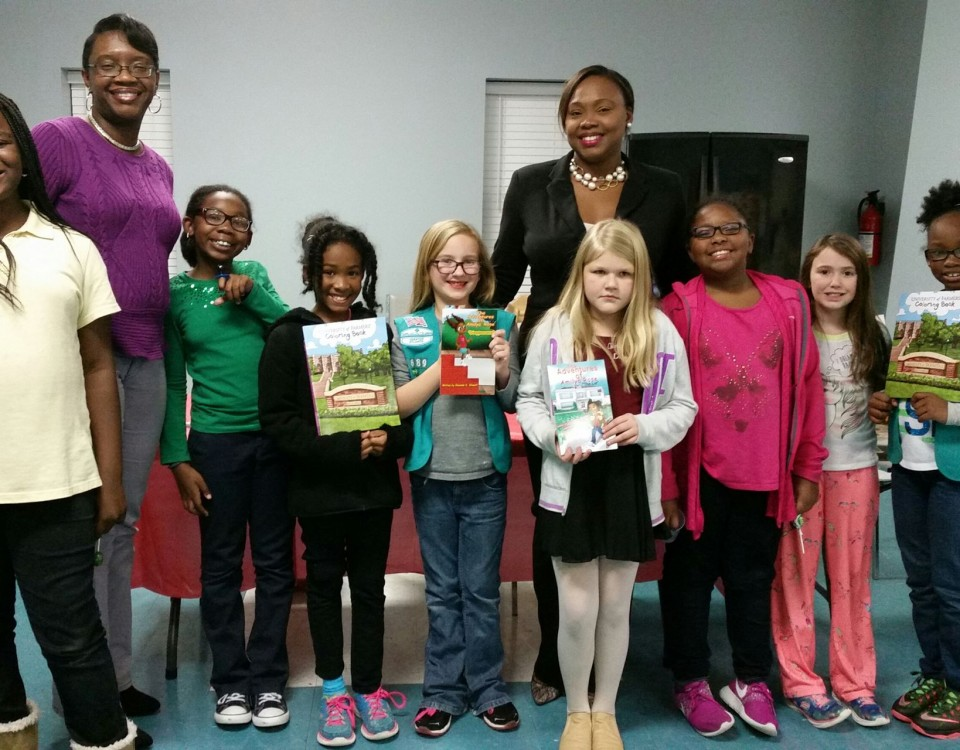 What Roles Women Play - Girl Scout Troop 2869